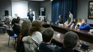 семинар с Дани Танев